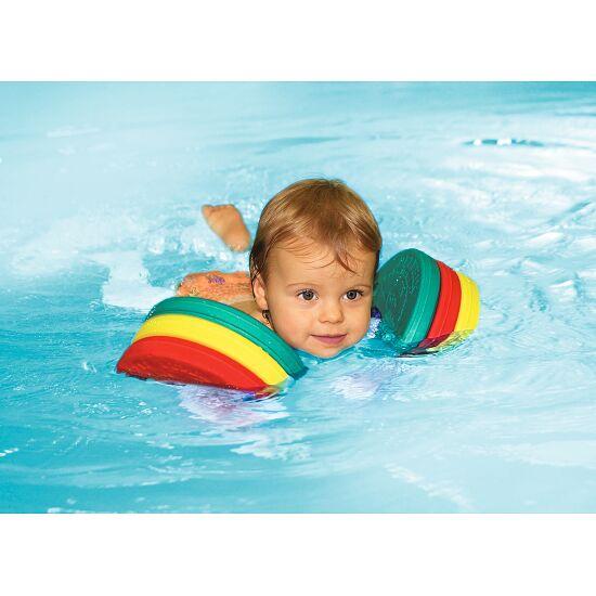 Originele Delphin® Zwemschijven Tot 12 jaar (2x 3 schijven)