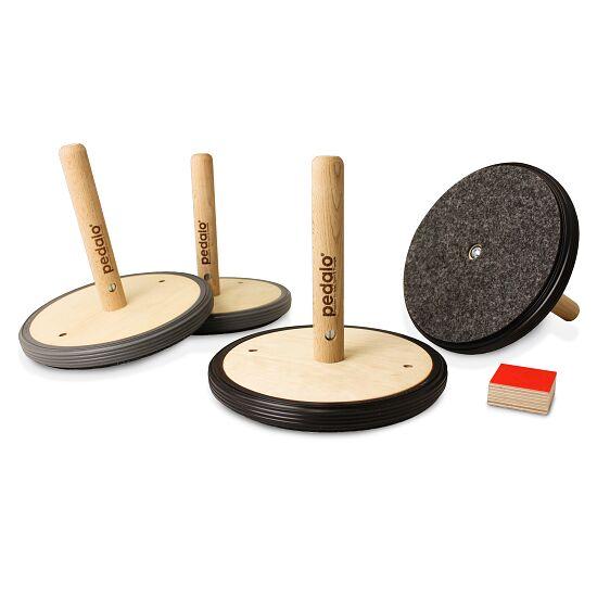 Pedalo Curling Voor indoor gebruik