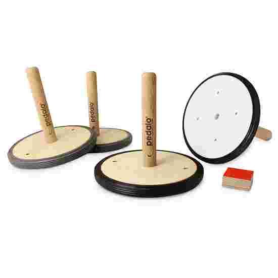 Pedalo Curling Voor outdoor gebruik