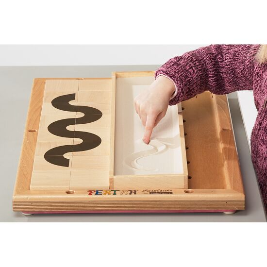Pertra® Grafomotorische Sandbox