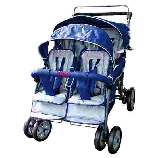 "Rabo Kinderwagen ""4-zitter"""