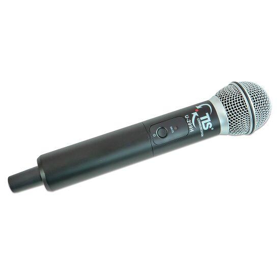 Radiomicrofoon met zender