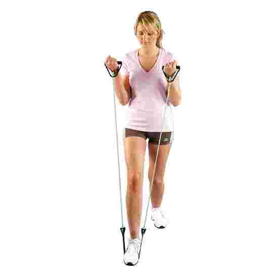 Reivo Fitness Tube Step Groen, licht
