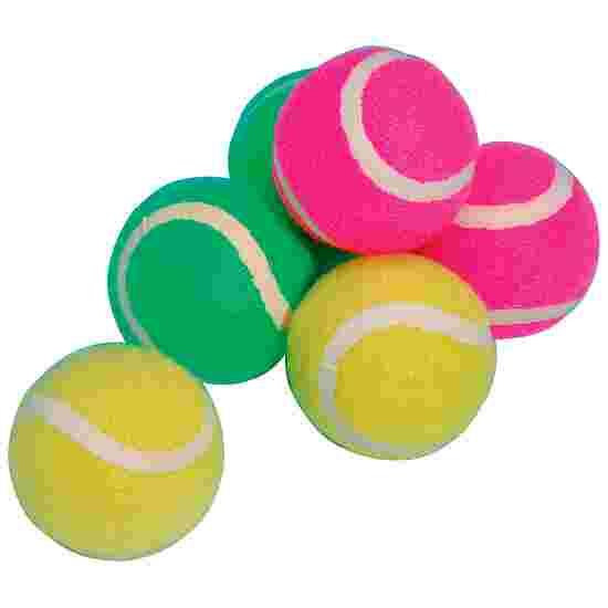 Reserveballen getallenwerper
