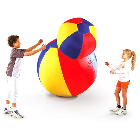 Reuzeballon met hoes Ca. ø 75 cm