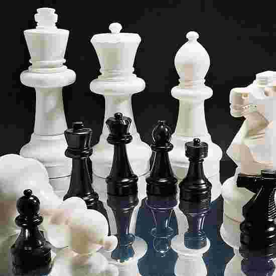 Rolly Toys schaakfiguren Standvlak ø 22,5 cm, hoogte koning 64 cm