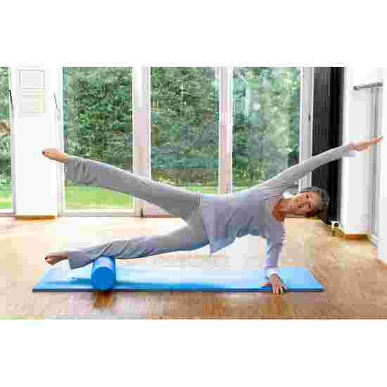 "Sissel Pilates Roller ""Pro"" Blauw, 90 cm"