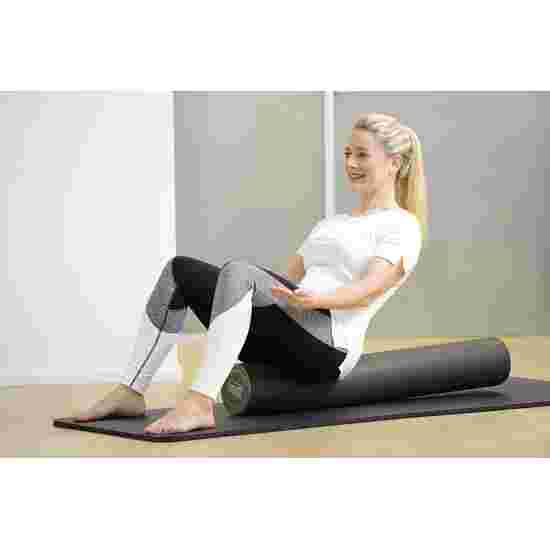 "Sissel Pilates Roller ""Pro"" Grijs, 90 cm"