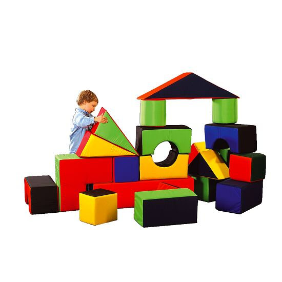 Soft Play - puzzelblok