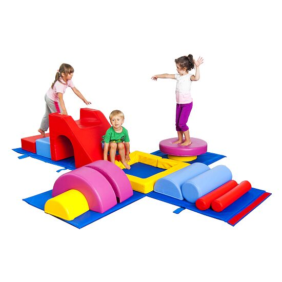 Softplay Gymnastik-Box™ Mini