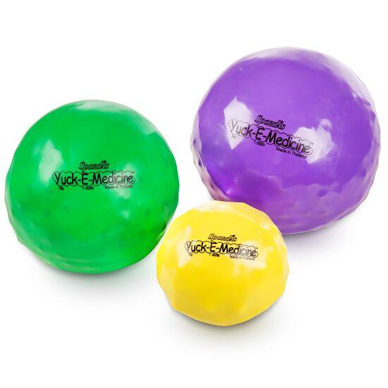 "Spordas Medicinebal  ""Yuck-E-Medicinebal"" 1 kg, ø12 cm, geel"