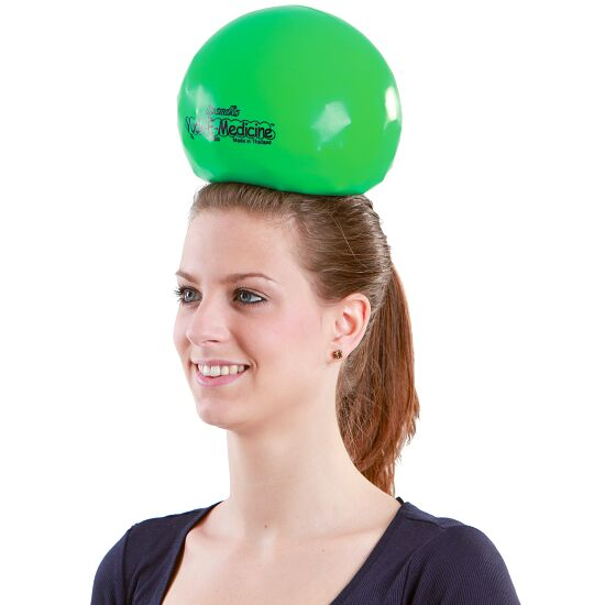 "Spordas Medicinebal  ""Yuck-E-Medicinebal"" 2 kg, ø 16 cm, groen"