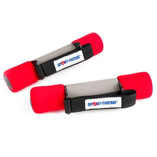 Sport-Thieme® Aerobic Halters 1 kg, rood