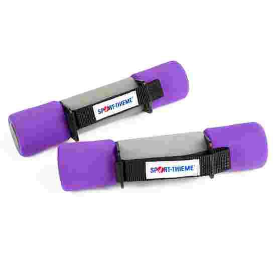 Sport-Thieme Aerobic Halters 2 kg, violet