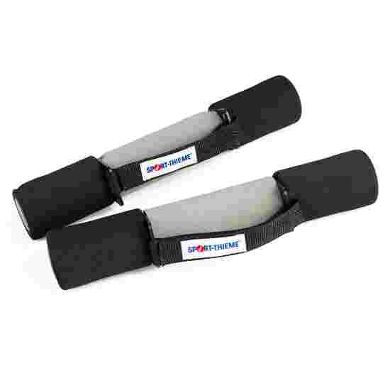 Sport-Thieme Aerobic Halters 3 kg, Zwart