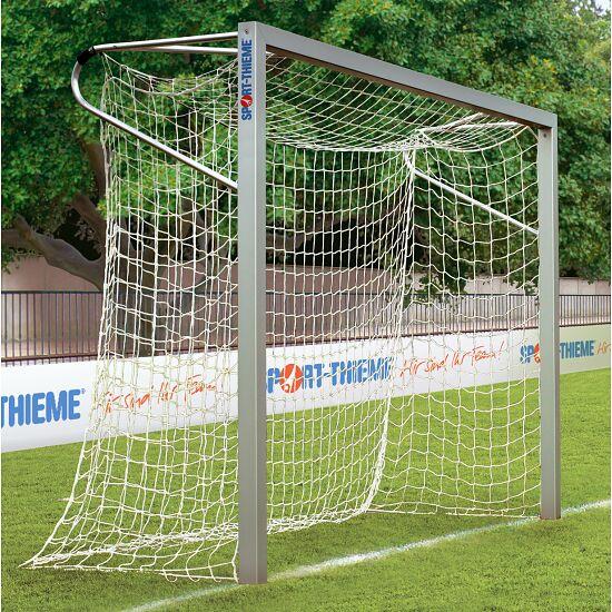 Sport-Thieme Alu kleinvelddoelen 3x2 m, vierkant profiel, vrijstaand of in grondbussen In grondbussen