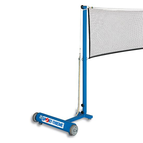 Sport-Thieme Badmintonpalen met extra gewicht Gordelspansysteem