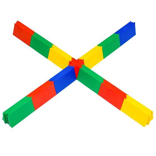 Sport-Thieme Balanceermuur Kruis