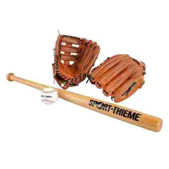 "Sport-Thieme Baseball-/Teeball-Set ""Senior"" Met linker vanghandschoen"