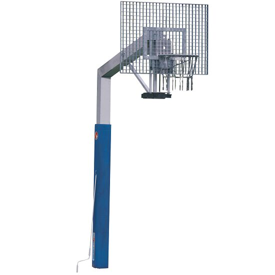 """Sport-Thieme Basketbalinstallatie """"Fair Play Silent"""" met hoogteverstelling Ring """"Outdoor"""", 120x90 cm"""