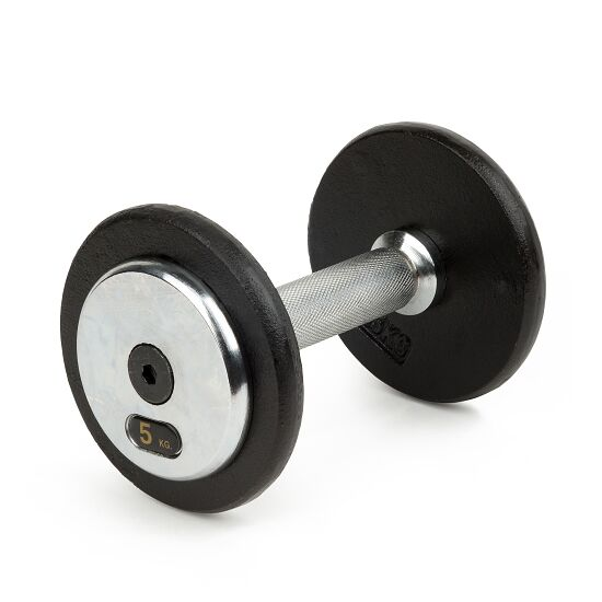 Sport-Thieme Compacte Halters - Gietijzer 5 kg