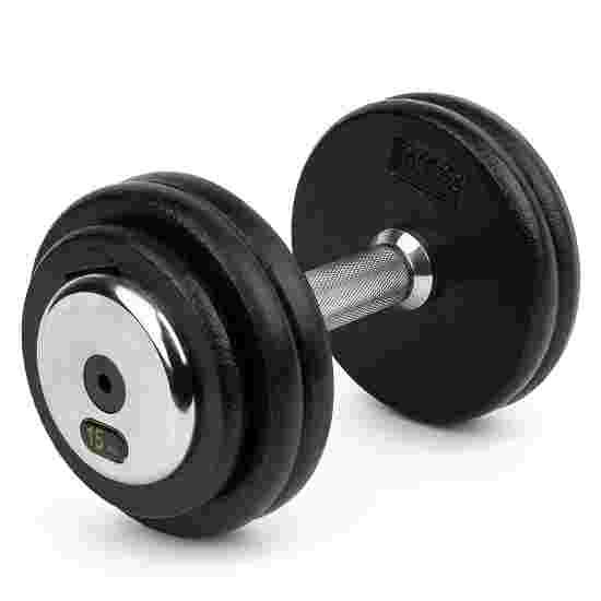 Sport-Thieme Compacte Halters - Gietijzer 15 kg