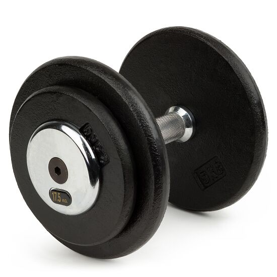 Sport-Thieme Compacte Halters - Gietijzer 17,5 kg
