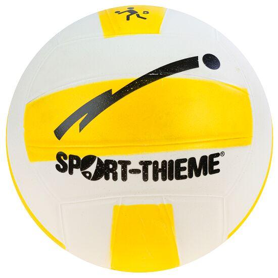 """Sport-Thieme Dodgebal """"Kogelan Soft"""" wit-geel"""
