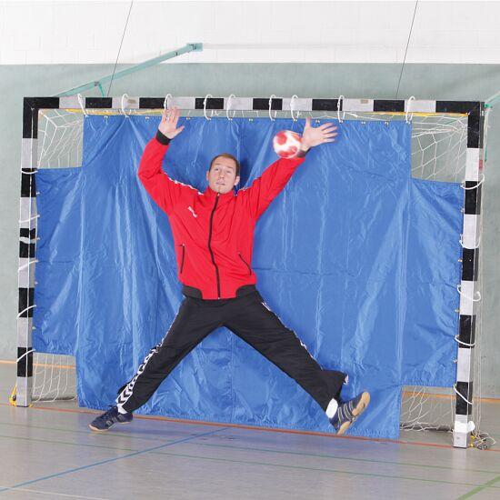 Sport-Thieme® Doelwandnet voor zaalhandbal Met 4 hoekuitsparingen