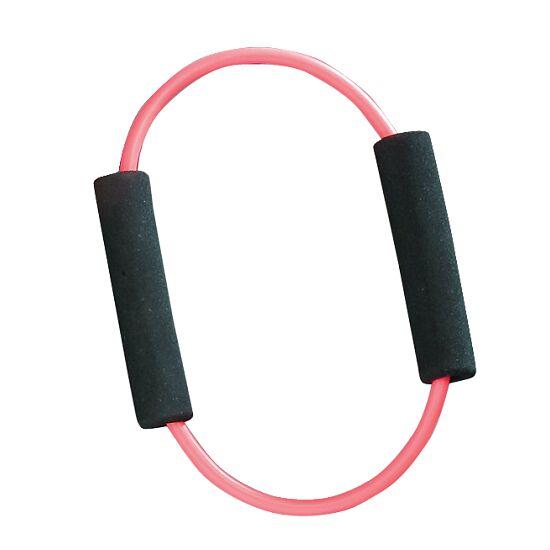Sport-Thieme® Fitness-Tube Ring 10-delige set Roze = medium