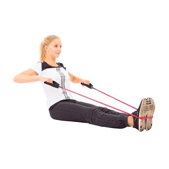 Sport-Thieme® Fitness-Tube Rood = extra sterk, Enkel