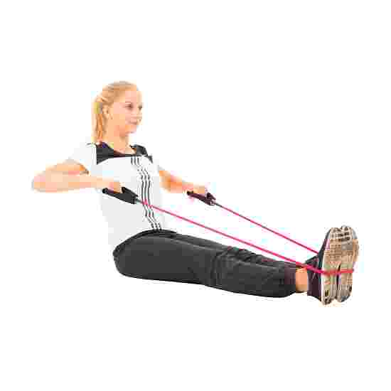 Sport-Thieme Fitness-Tube Rood, Extra sterk, Enkel