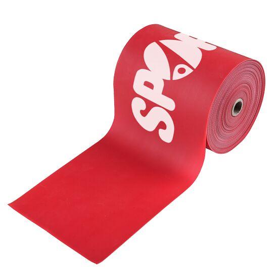 Sport-Thieme Fitnessband 150 25 m x 15 cm, Rood = extra sterk