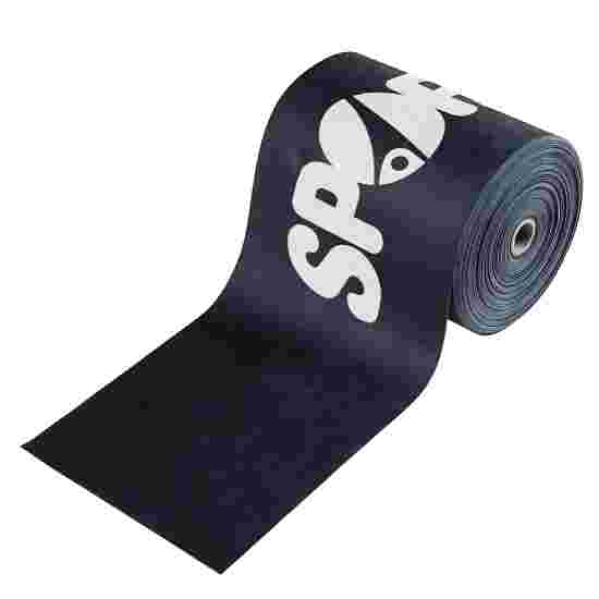 Sport-Thieme Fitnessband 150 25 m x 15 cm, Zwart = ultra sterk