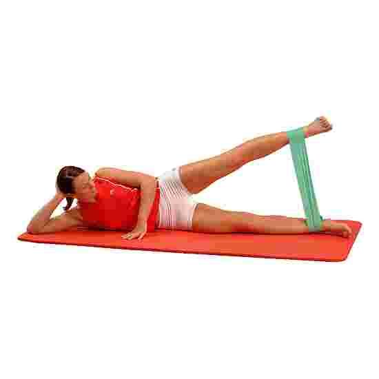 Sport-Thieme Fitnessband 75 2 m x 7,5 cm, Groen, licht