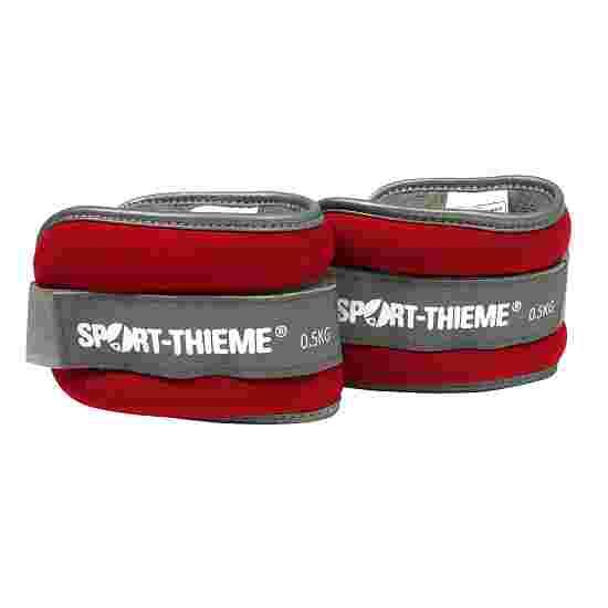 """Sport-Thieme Gewichtsmanchetten """"Premium"""" 0,5 kg, Rood"""