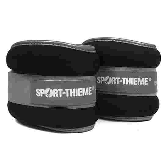 """Sport-Thieme Gewichtsmanchetten """"Premium"""" 1,5 kg, zwart"""