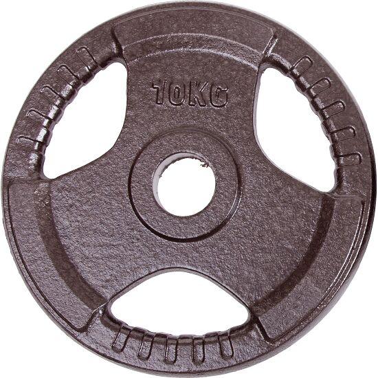 Sport-Thieme® Gietijzeren Wedstrijdhalterschijven 10 kg