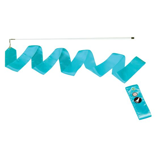 Sport-Thieme Gymnastieklinten Wedstrijd, lengte 6 m, Lichtblauw