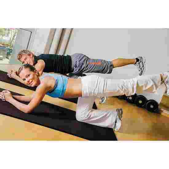 """Sport-Thieme Gymnastiekmat """"Comfort"""" Ca. 180x100x0,8 cm, Zwart"""