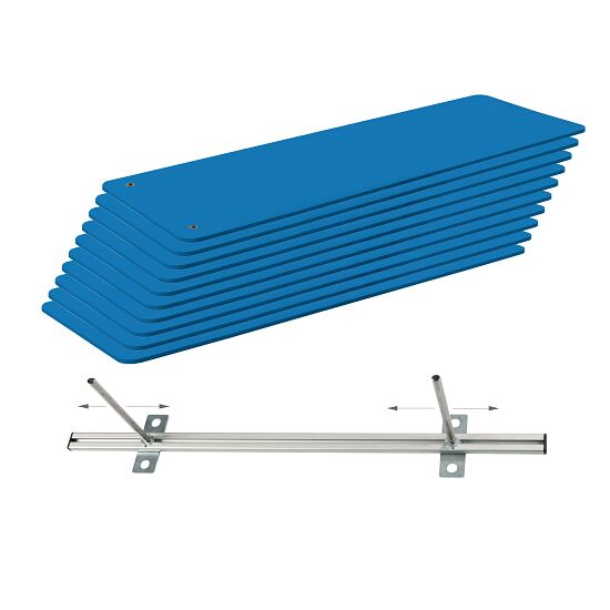"Sport-Thieme® Gymnastiekmatten-Set ""Gym 15"" Blauw"