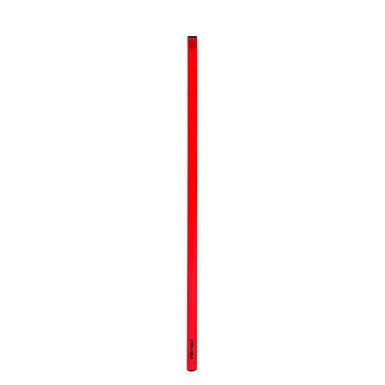 Sport-Thieme Gymnastiekstaaf uit ABS-Kunststof 80 cm, Rood