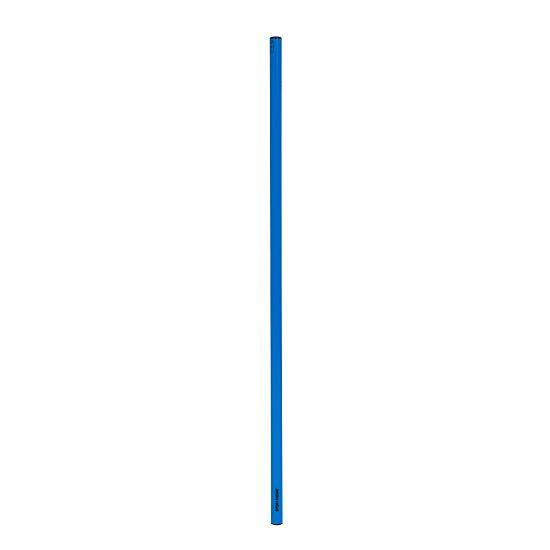 Sport-Thieme Gymnastiekstaaf uit ABS-Kunststof 100 cm, Blauw