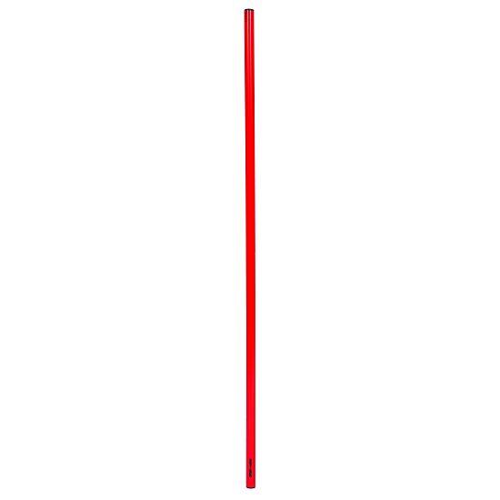 Sport-Thieme Gymnastiekstaaf uit ABS-Kunststof 120 cm, Rood