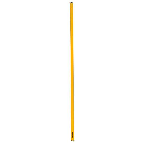 Sport-Thieme Gymnastiekstaaf uit ABS-Kunststof 120 cm, Geel
