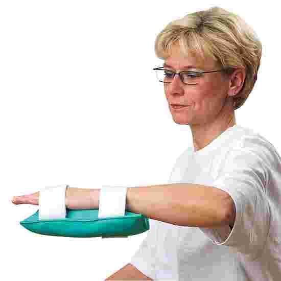 Sport-Thieme Gymnastiekzandzak Met klittenband, 1 kg, 25x15 cm