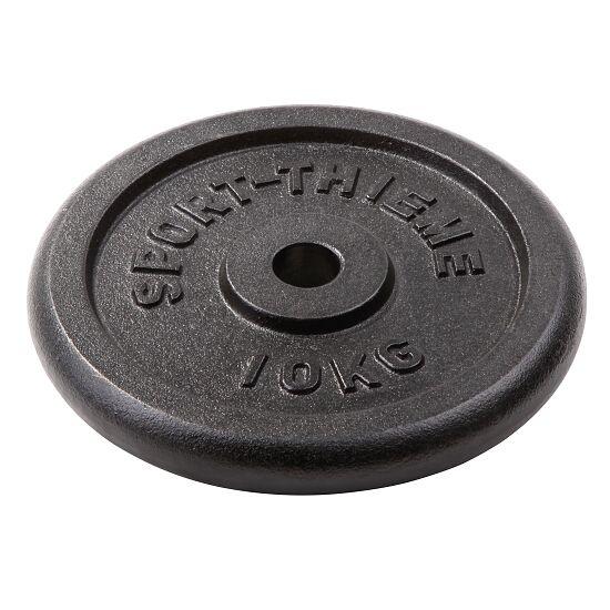 "Sport-Thieme Halterschijven ""Gietijzer"" 10 kg"