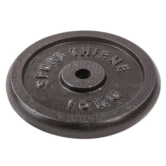 "Sport-Thieme Halterschijven ""Gietijzer"" 15 kg"