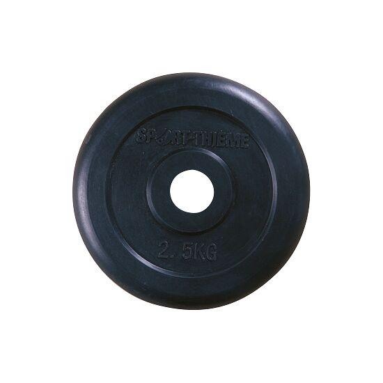 Sport-Thieme® Halterschijven met rubber bekleed 2,5 kg