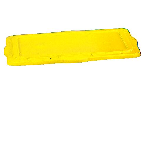 Sport-Thieme® klemdeksel voor materiaalbox Geel